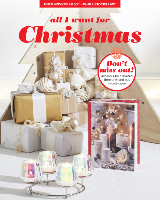 October Advent Offer