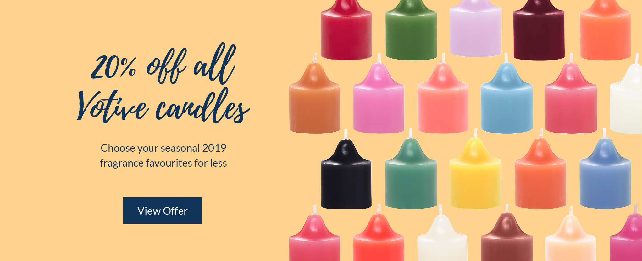 20% off Votives