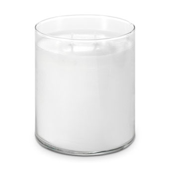 Glolite By Partylite Scented Jar Candle Iced Snowberries